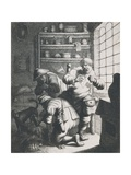 Surgeon by Jan Georg Van Vliet, Engraving Giclee Print