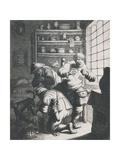 Surgeon by Jan Georg Van Vliet, Engraving Giclee Print