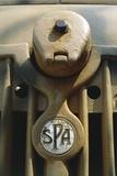Italian SPA TM40 Tractor, 1940 Fotodruck