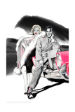 Two for the Road Prints by Betty Harper