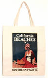 California Beaches Tote Tote Bag