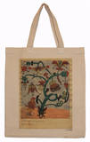 Child's Flower Drawing Tote Tote Bag
