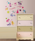 My Little Pony Wall Decal Sticker Wall Decal