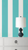 Calypso Stripe Wall Decal Sticker Decalques de parede