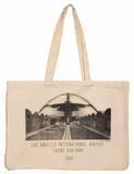 LAX Theme Building Tote Tote Bag