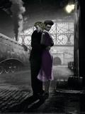 Loves Departure (Silver Series) Affiches par Chris Consani