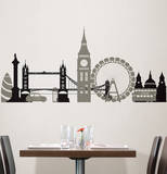 London Calling Wall Art Kit Wall Decal