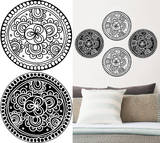 Bali Dot Wall Decal Sticker Wall Decal