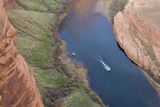 A Boat on the Colorado River Photographic Print by John Burcham