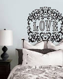 Love Wall Art Kit Wall Decal