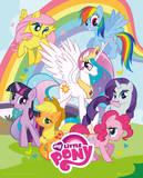 My Little Pony - Group Print