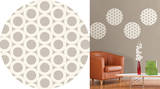 Zoe Dot Wall Decal Sticker Wall Decal