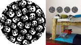 Argh Pirates Dots Wall Decal Sticker Wall Decal