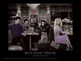 Blue Plate Special (Silver Series) Plakater av Chris Consani