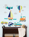 On The Go Decal Kit Wall Decal