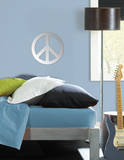 Peace Wall Mirror Decal Sticker Wall Decal