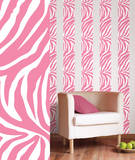 Flirt Zebra Stripe Wall Decal Sticker Wall Decal