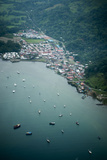 Aerial View of Portobelo, Panama Photographic Print by Jonathan Kingston
