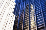 Architecture in the Financial District of New York City Photographic Print by Keith Barraclough