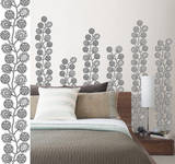 Bali Stripe Wall Decal Sticker Wall Decal