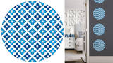 Carnaby Dot Wall Decal Sticker Wall Decal