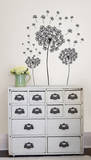 Dandelions Wall Art Kit Wall Decal