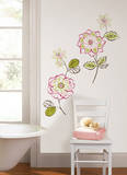 Des Fleurs Wall Art Kit Wall Decal