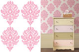 Patchwork Daisy Dots Wall Decal Sticker Wall Decal