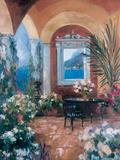 Veranda II Art by Allayn Stevens