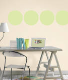 Peapod Green Dot Wall Decal Sticker Wall Decal