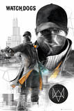Watchdogs - City Prints