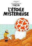 L'Etoile Mystérieuse, c.1942 Plakat af Hergé (Georges Rémi)