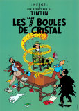 Les 7 Boules de Cristal, c.1948 Posters tekijn Herg (Georges Rmi)