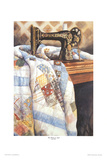 Patchwork Quilt Prints by Carolyn Watson