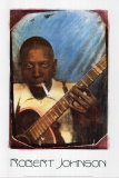 Robert Johnson, King of the Delta Blues, Poster