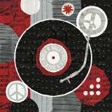 Rock 'n Roll Album 高品質プリント : マイケル・ミューラン