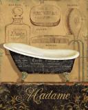 Bain de Madame Art par Daphne Brissonnet