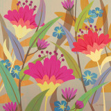 Floral Folio III Prints by Cary Phillips