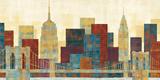 Majestic City Prints by Michael Mullan
