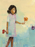 Butterfly No. 3 Posters af Rebecca Kinkead