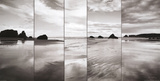 Tides on Bandon Beach Prints by Alan Majchrowicz