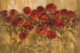 Sunshine Florals Posters par Silvia Vassileva