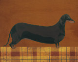 Good Dog III Kunstdruck von Warren Kimble