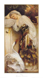 Odalisque Posters by Frederick Leighton