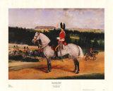 Sergeant-Major Kunstdrucke von E. F. Holt
