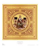 Renaissance Oculus I Print by  Raphael