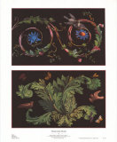 Ornamental Motifs Prints by Michelangelo Pergolesi
