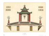 Cathay Pagoda Posters