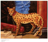 Cheetah Posters by Reginald Baxter