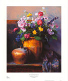 Nantucket Island Flowers Posters by Pamela Pindell